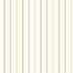 Deco Walls behang Decorline Wallpaper Multi | Stripe Beige | DL30744