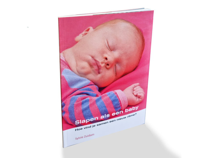 Slapen als een baby - Boek