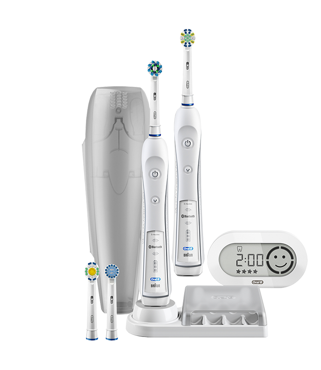 Oral-B Oral-B PRO 6000 SmartSeries Bluetooth + Extra Body