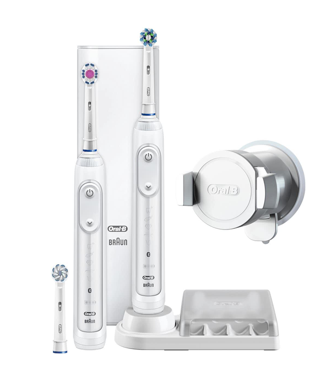 Oral-B Oral-B GENIUS 8900 + Extra Body Cross Action Bluetooth