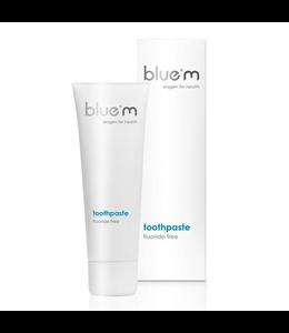 BlueM BlueM Tandpasta 75ml - Zonder Fluoride