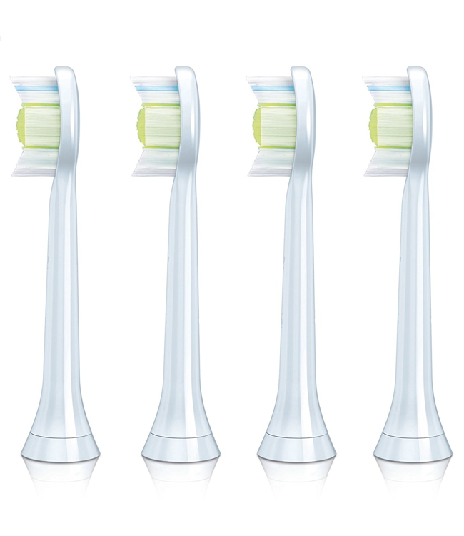 Philips Sonicare Philips Sonicare Optimal White opzetborstels HX6064/10 - 4 stuks
