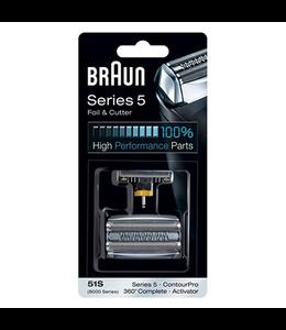 Braun Braun Foil & Cutter 51S - Series 5