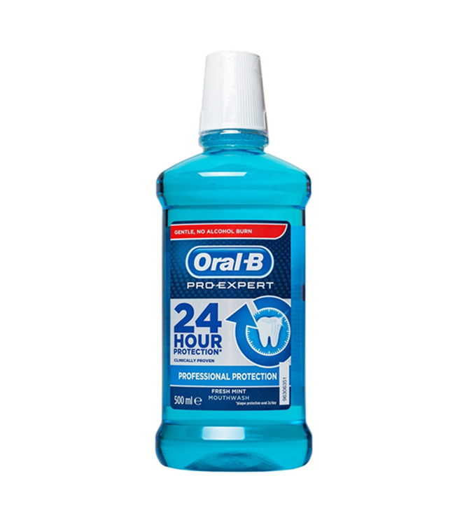 Oral-B Oral-B Mondwater Pro-Expert Professionele Bescherming - 500 ml