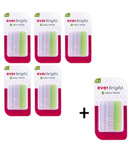 Everbright Everbright DailyPicks voordeelverpakking - 6 stuks