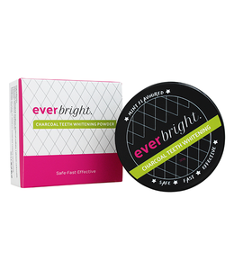 Everbright Everbright Charcoal Teeth Whitening Poeder - 30gr