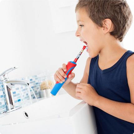 Kinderen en tandenpoetsen