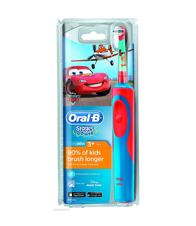 Oral-B Oral-B Stages Power Kids - Cars