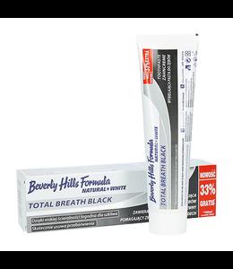 Beverly Hills Formula Beverly Hills Total Breath Black Whitening Tandpasta - 100 ml