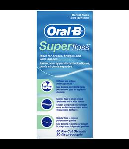 Oral-B Oral-B Super Floss - 50 stuks