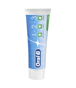 Oral-B Oral-B 1-2-3 Mint Tandpasta - 75 ml