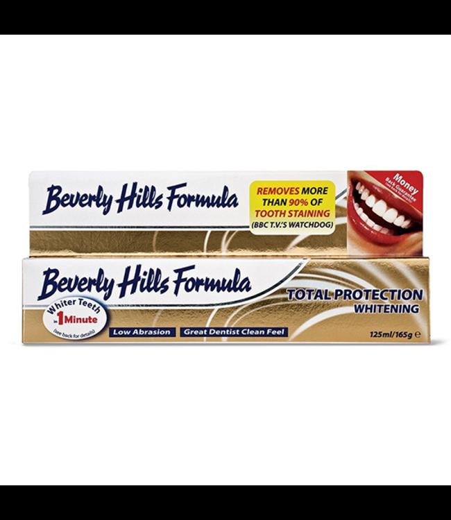Beverly Hills Formula Beverly Hills Formula Total Protection Whitening Tandpasta - 125 ml