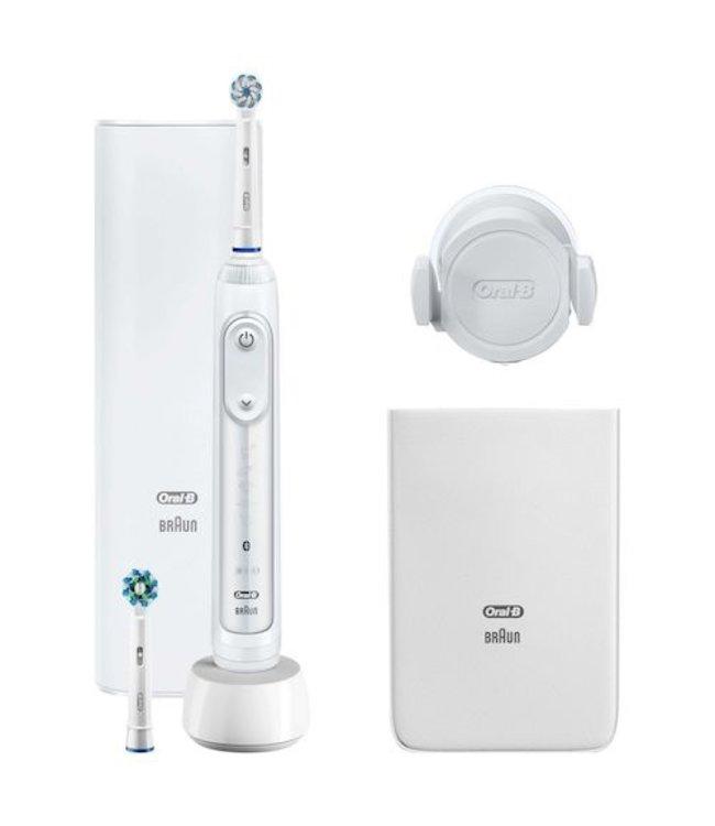 Oral-B Oral-B GENIUS 10200W White - Elektrische Tandenborstel