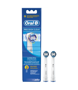 Oral-B Oral-B Precision Clean opzetborstels - 2 stuks