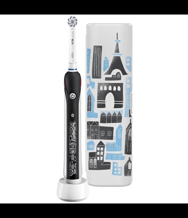 Oral-B Oral-B Smart Teen Black + Reisetui Special Edition
