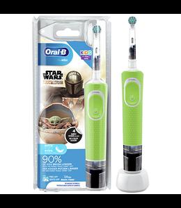 Oral-B Oral-B Kids Mandalorian elektrische tandenborstel