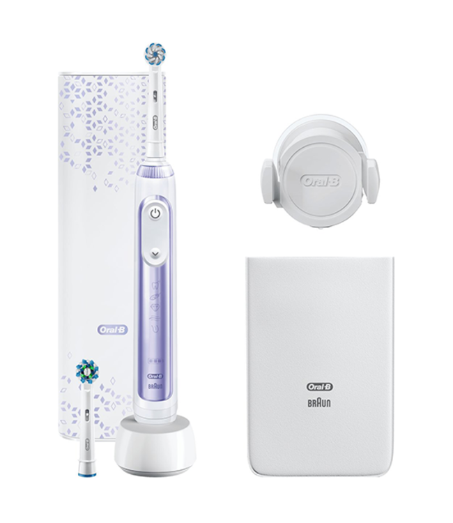 Oral-B Oral-B GENIUS 10200W Orchid Purple - Elektrische Tandenborstel