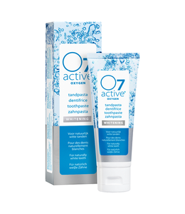 O7  O7 Active Whitening Tandpasta - 75 ml