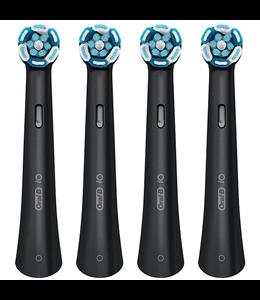 Oral-B Oral-B iO Ultimate Clean Black Opzetborstels - 4 stuks