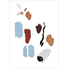 By Lassen poster Palette No2 A4