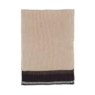 Ferm Living Hand / tea towel Akin - Rose
