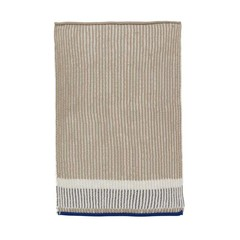 Ferm Living hand / tea towel Akin beige
