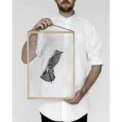 Moebe print Floating Leaves 04 (div maten)