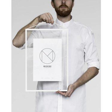 Moebe Frame lijst A3 wit