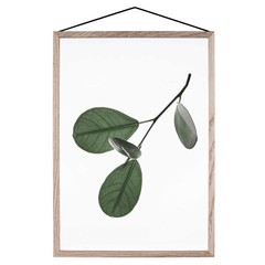 Moebe print Floating Leaves 05