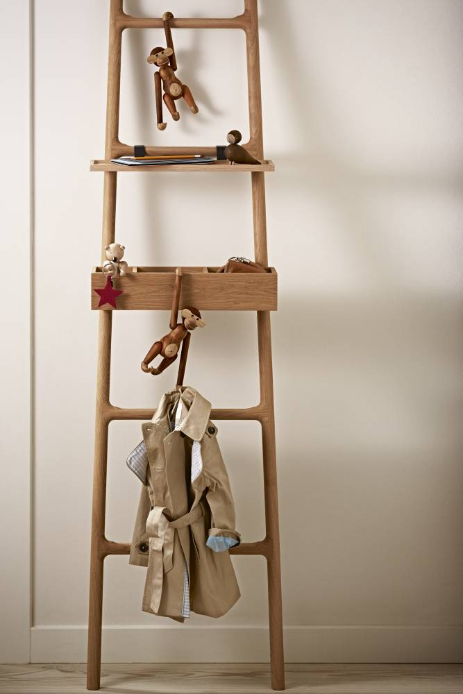 Stor Kay Bojesen houten vogels Lovebirds - light-dark kopen - Nordic Blends AZ-51