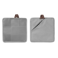 Rosendahl pot holder Nanna Ditzel grey (2 pcs)