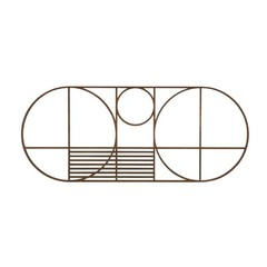 Ferm Living trivet Outline oval