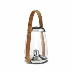 Holmegaard DWL Hurricane lantern 33 cm