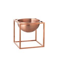 By Lassen Kubus Bowl small copper