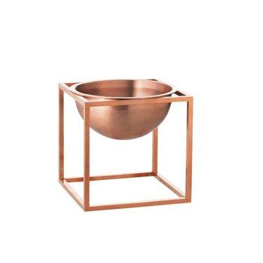 By Lassen Kubus Bowl small koper