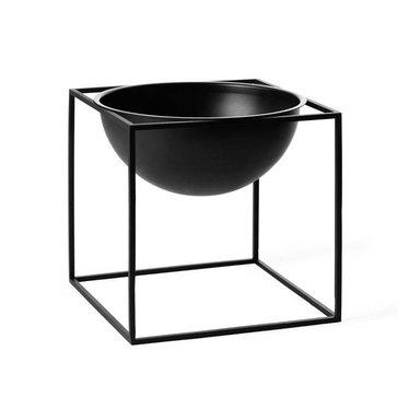 By Lassen Kubus Bowl large zwart