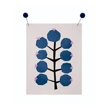 Darling Clementine Poster Berries (ikonik Serie)