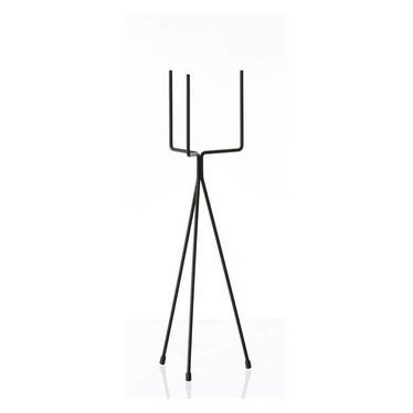 Ferm Living Black plant stand small
