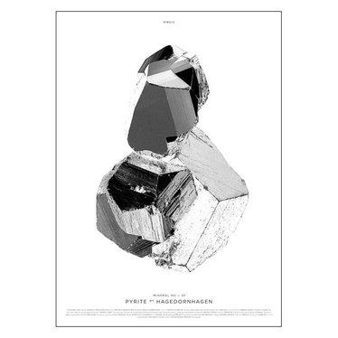 Hagedornhagen Poster PY1 Pyrite 1