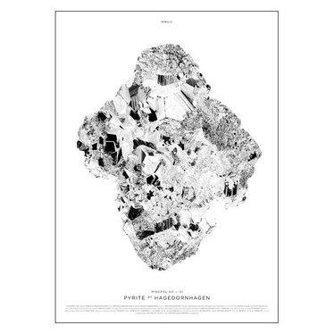 Hagedornhagen Poster PY3 Pyrite 3