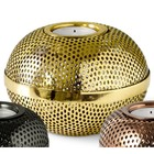 Louise Roe tealight holder Holger brass