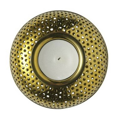 Louise Roe Tealight holder Hilda brass (small)