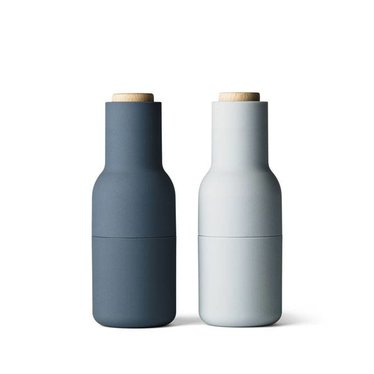 Menu Pepermolens  Bottle Grinder - Blues - 2-pack