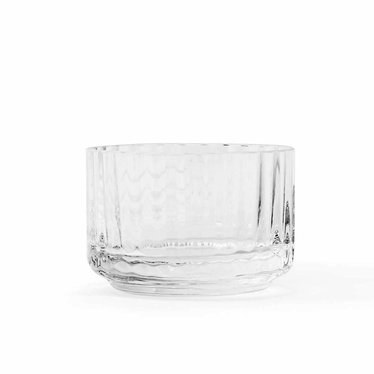 Lyngby Porcelaen Theelichthouder glas - Clear
