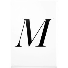 Playtype Poster Caledonia Jane - M (70x100)