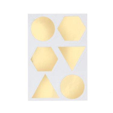 Ferm Living Geometric stickers (12 stuks)