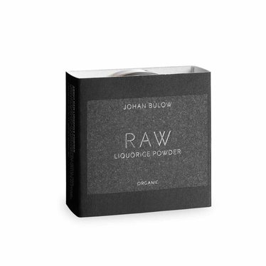Lakrids by Johan Bülow Raw Liquorice Powder - grof droppoeder - biologisch