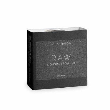 Lakrids by Johan Bülow Raw Liquorice Powder - organic - 40 g