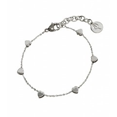 Edblad bracelet Heart Multi steel