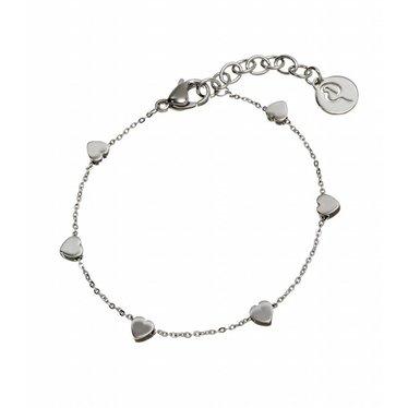 Edblad bracelet Heart Multi steel